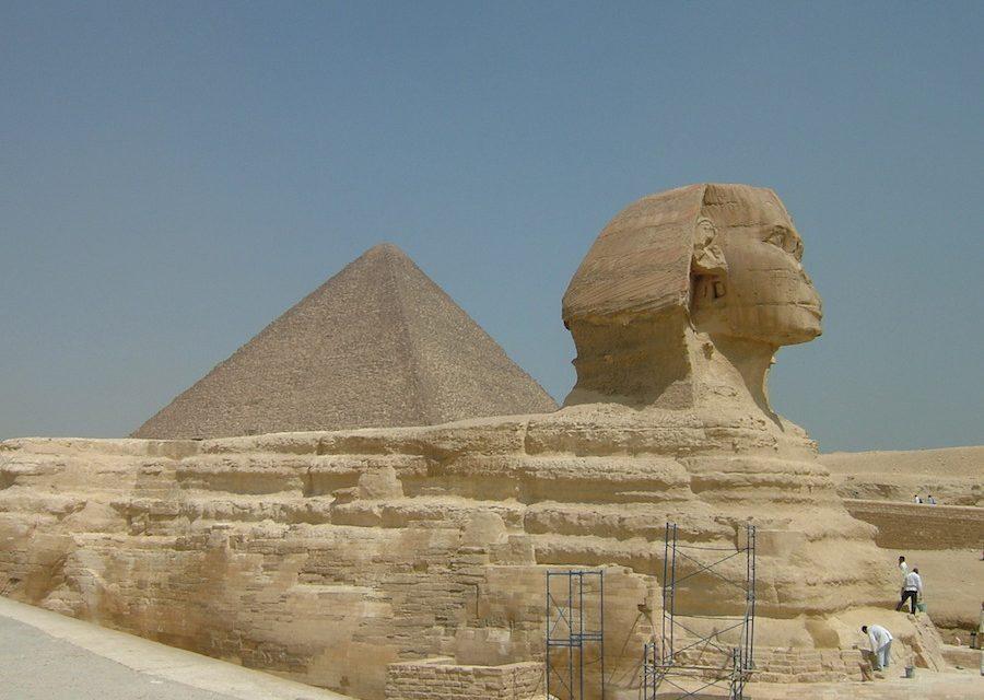 Marvelous Masonry Egypt