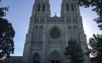 American Treasures: The Washington National Cathedral
