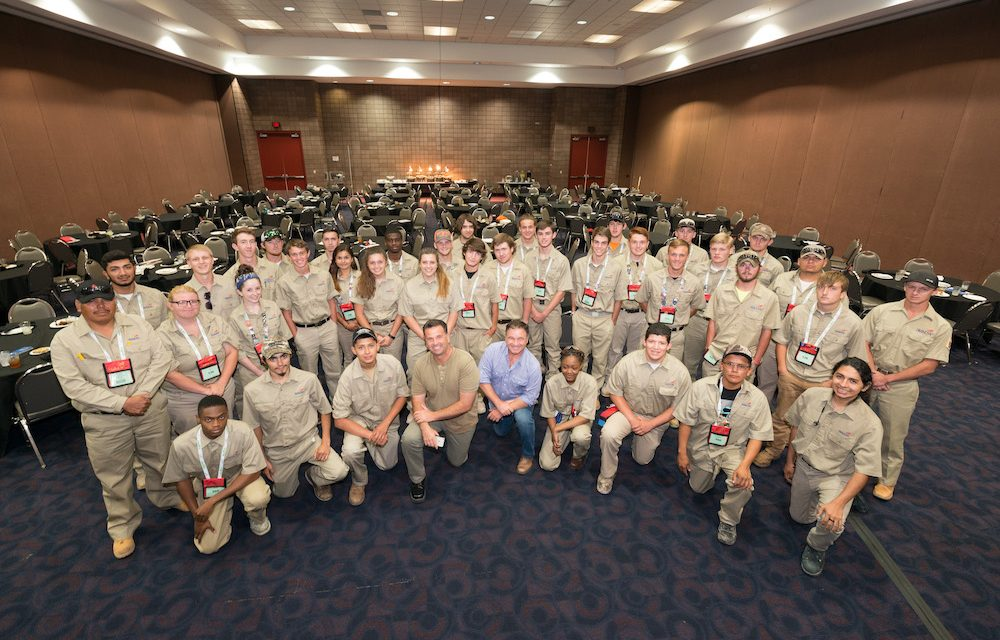 The Mortar Has Set On The 2017 SkillsUSA National Leadership and Skills Conference