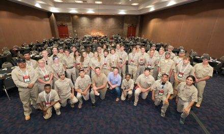 The Mortar Has Set On The 2017 SkillsUSA National Leadership and Skills Conference