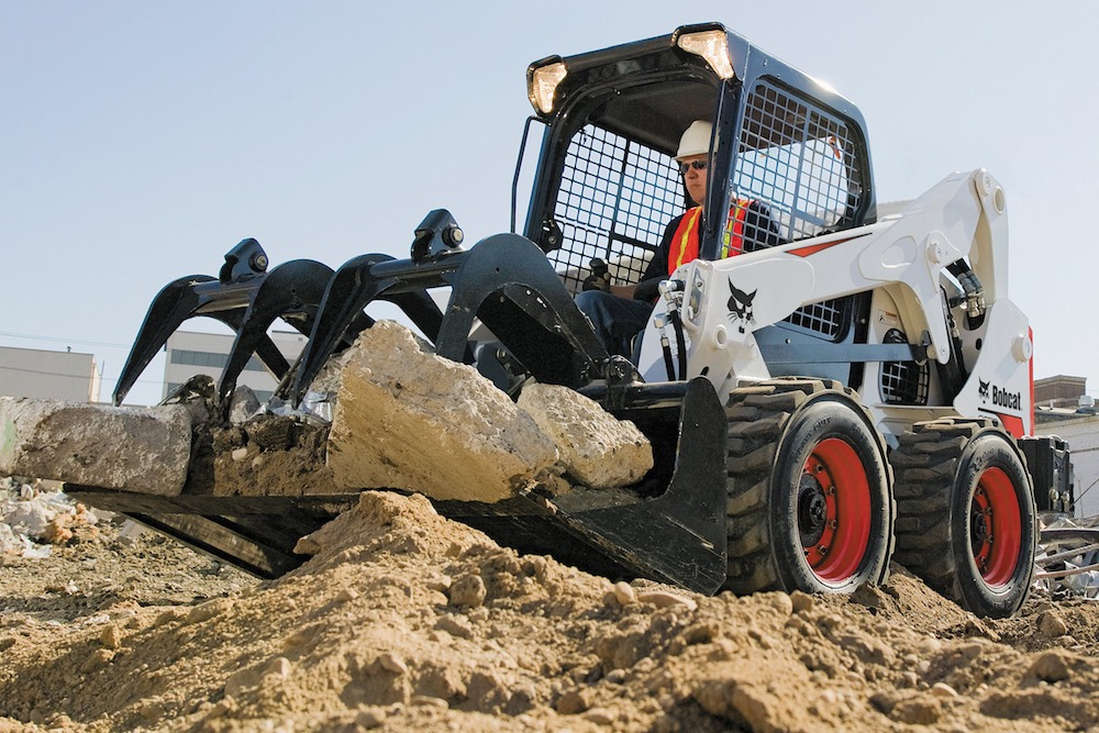 The Important Role Skid Steers Have in the Masonry Industry