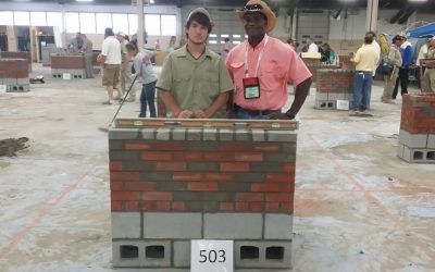 Preparing The Next Generation Of Masonry Professionals: Wallace Community College
