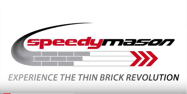 Installing Thin Brick with Speedymason