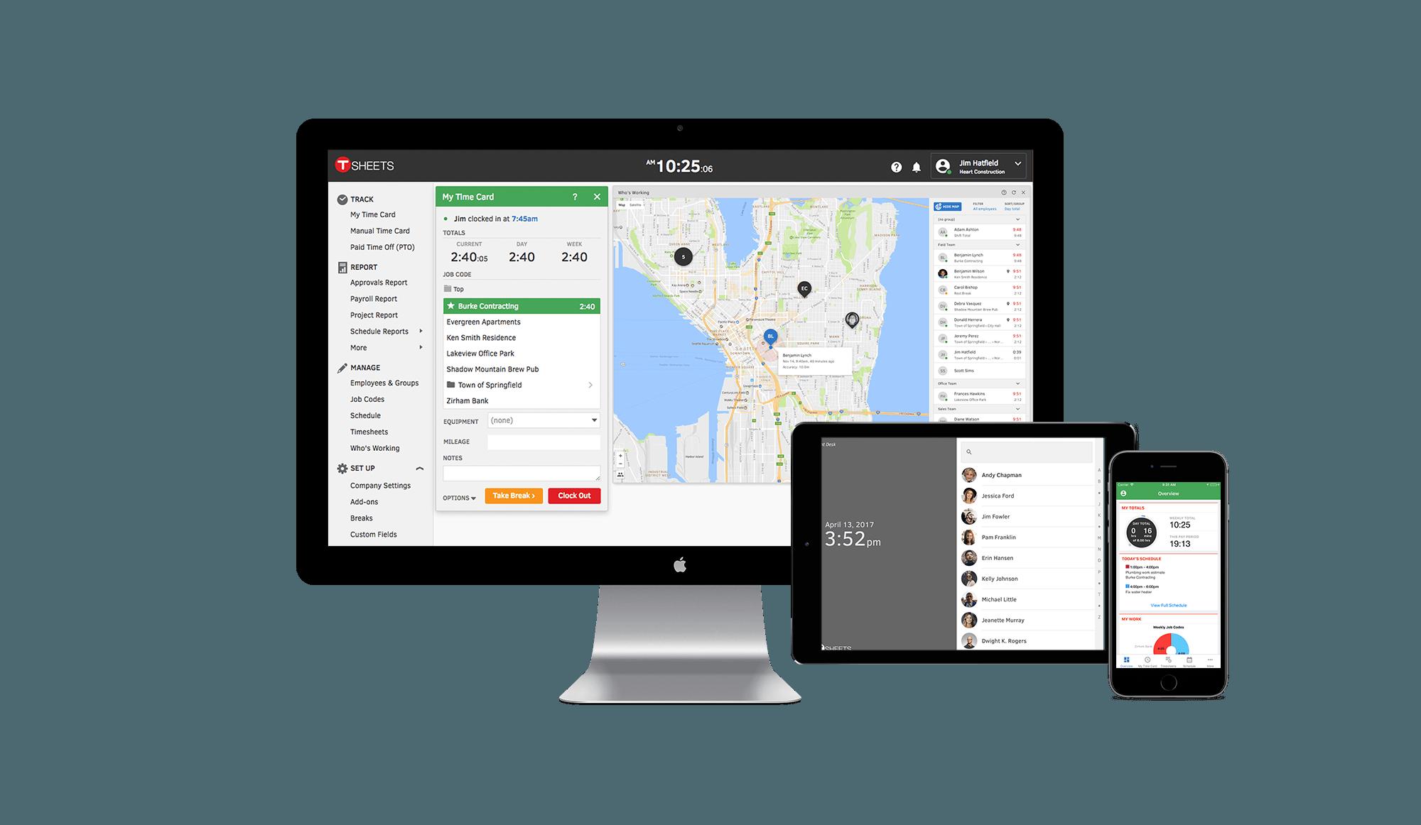 Team Tracking Apps: TSheets & CrewTracks – Masonry Magazine