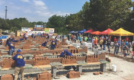 The SPEC MIX BRICKLAYER 500® Continues Toward Las Vegas