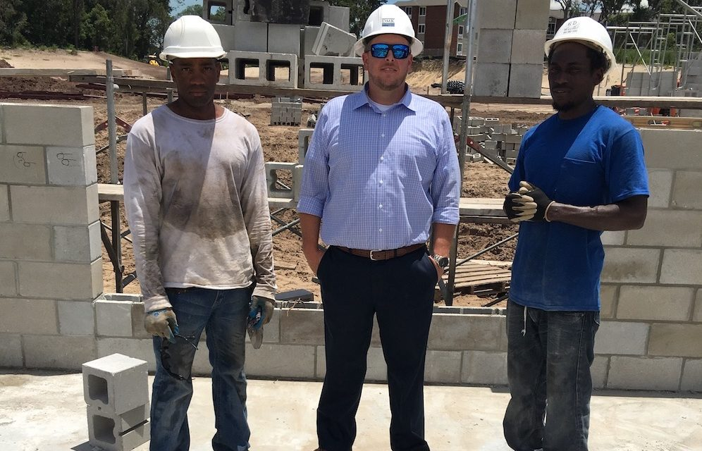 Florida Masonry Apprentice and Educational Foundation Working with the Florida Department of Corrections