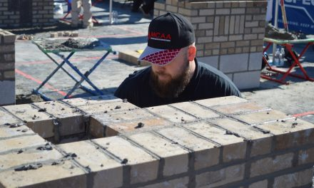 A Day Of Competition: MASONRY MADNESS®