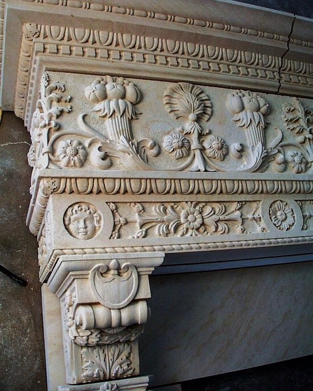 All About The Art And Science Of Stone Carving Masonry Magazine