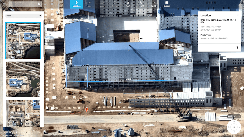 AERIAL IMAGERY: THE RIGHT TOOL FOR MASONS