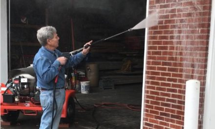 Pressure Washers and Cleaning Equipment Care