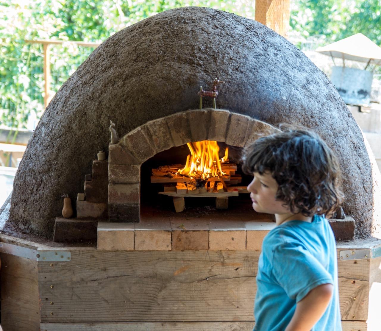 About Wood Fired Masonry Ovens