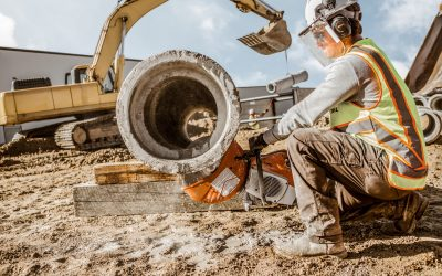 How Much Are Your Fingers Worth?: Power Saw Safety For Masons