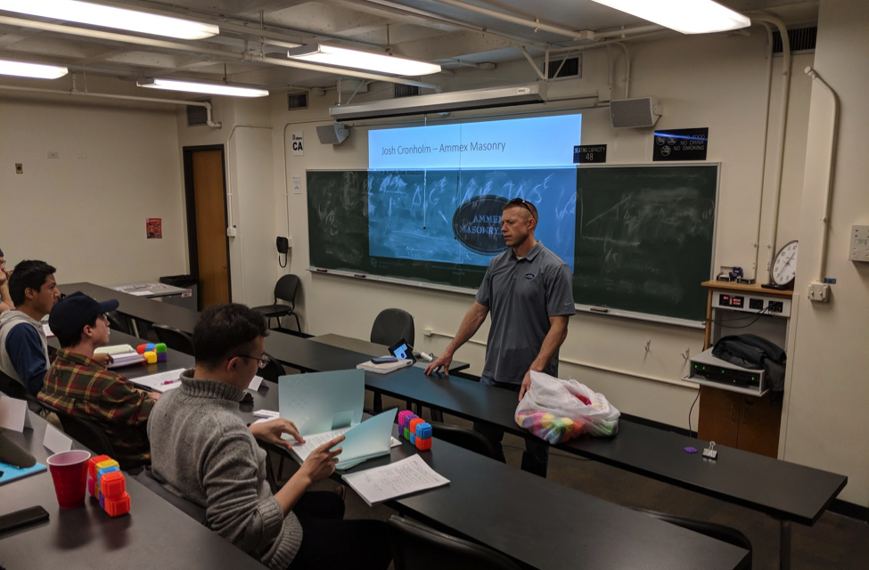 The State of Masonry Education for Engineering Students