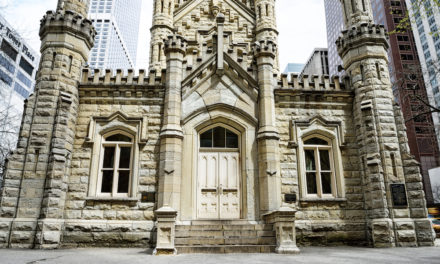 Case Study: Chicago's Original Water Tower And Pump Station