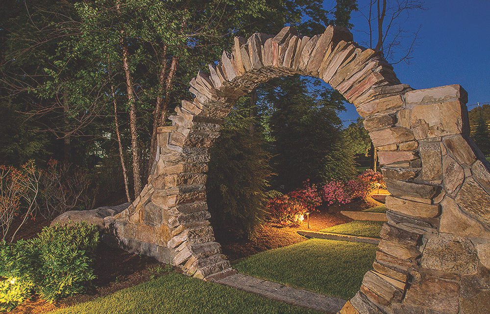 Trends in Residential Landscape Masonry through the Eyes of a Landscape Architect