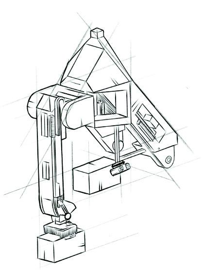 Construction Disruption Fastbrick Robotics