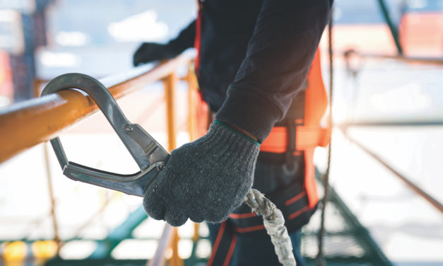 Safety: Fall Protection: It's Safe to Say that Knowledge is Your Greatest Tool