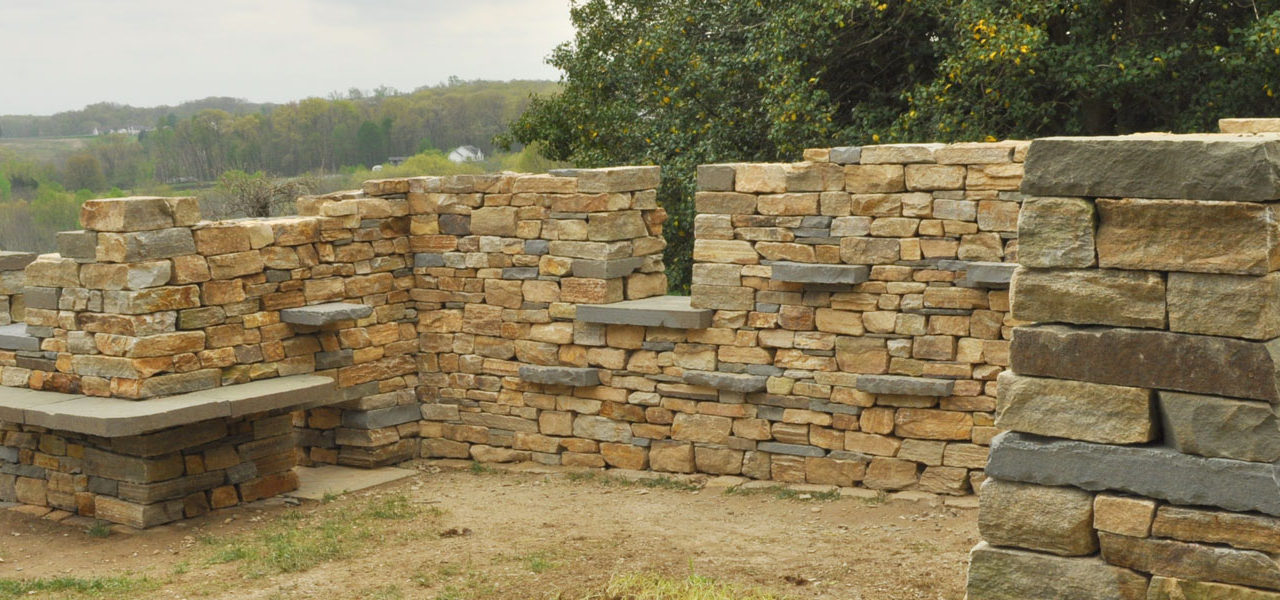 Dry Stone Walls – Principles of structurally sound construction