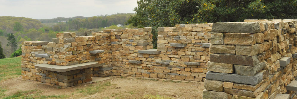 Dry Stone Walls Principles Of Structurally Sound