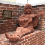 Brad Spencer's 3-D Brick Art Tells Stories and Honors History