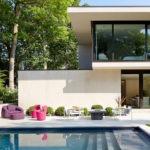 Ravine House: Modern Art Overlooking Lake Michigan